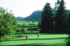 Golf in the Flathead Valley